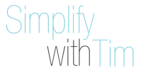 Simplify with Tim